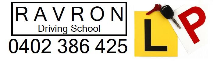 RAVRON Driving School
